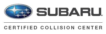 subaru certified collision shop